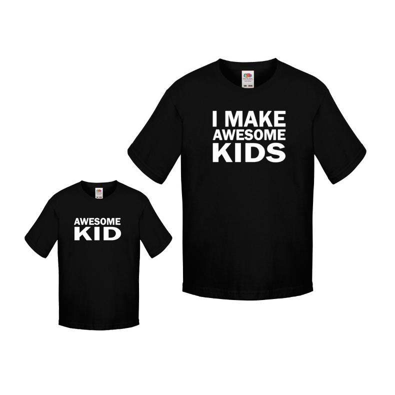 Awesome-kid-papa-zwart