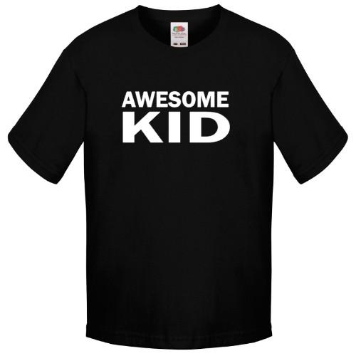 Awesome-zwart