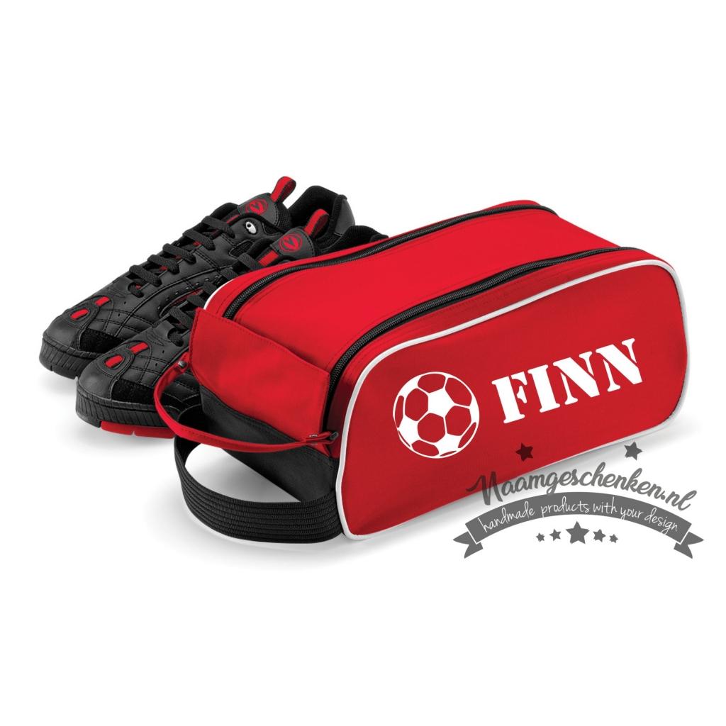 schoenentas-rood